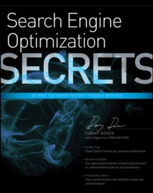 Search Engine Optimization (SEO) Secrets, Paperback Book