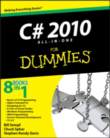 C# 2010 All-in-One For Dummies, Paperback