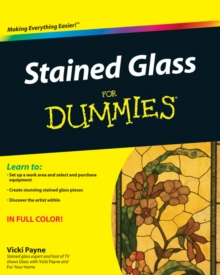 Stained Glass For Dummies, Paperback