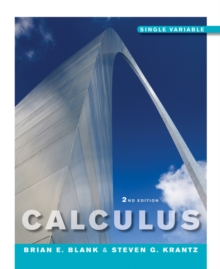 Calculus : Single Variable, Hardback