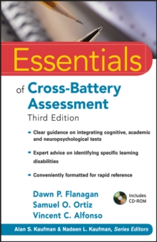 Essentials of Cross-Battery Assessment, Paperback