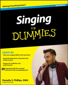 Singing For Dummies, Paperback