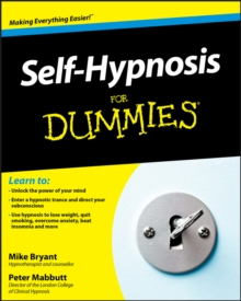 Self-Hypnosis For Dummies, Paperback