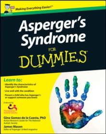 Asperger's Syndrome For Dummies, Paperback Book