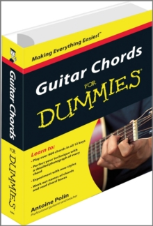 Guitar Chords For Dummies, Paperback