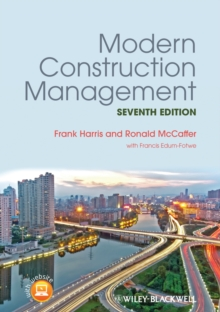 Modern Construction Management, Paperback
