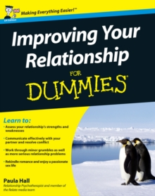 Improve Your Relationship For Dummies, Paperback