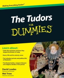 The Tudors For Dummies, Paperback Book