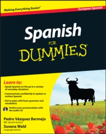 Spanish For Dummies, Paperback Book