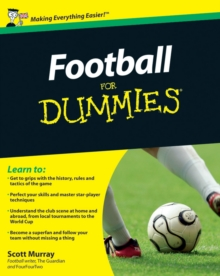 Football For Dummies, Paperback