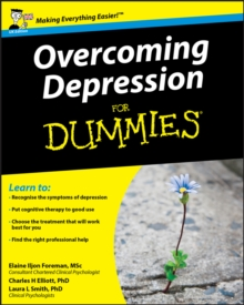 Overcoming Depression For Dummies, Paperback