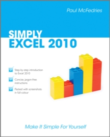 Simply Excel 2010, Paperback