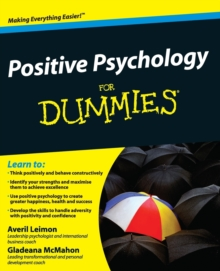 Positive Psychology For Dummies, Paperback