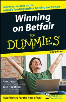 Winning on Betfair For Dummies, Paperback