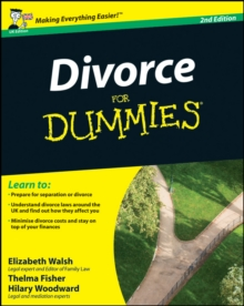 Divorce For Dummies, Paperback