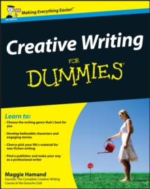 Creative Writing For Dummies, Paperback