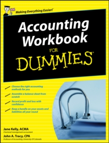 Accounting Workbook For Dummies, Paperback Book