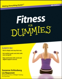 Fitness For Dummies, Paperback