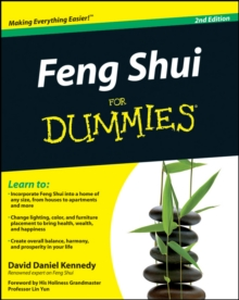 Feng Shui For Dummies, Paperback