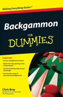 Backgammon for Dummies, Paperback