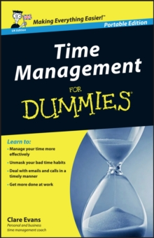 Time Management For Dummies, Paperback