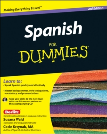 Spanish For Dummies, Paperback