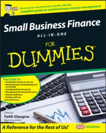 Small Business Finance All-in-One For Dummies, Paperback