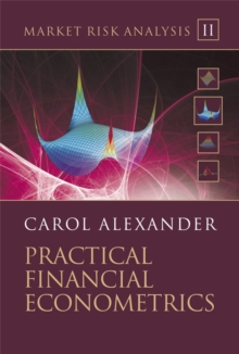 Market Risk Analysis : Practical Financial Econometrics v. 2, Hardback