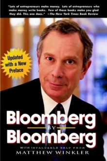 Bloomberg by Bloomberg, Paperback