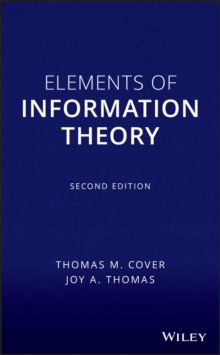 Elements of Information Theory, Hardback