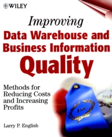 Data Warehouse and Business Information Quality, Paperback Book