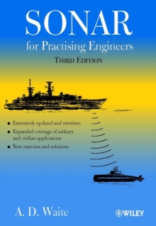Sonar for Practising Engineers, Paperback Book