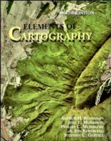 Elements of Cartography, Hardback