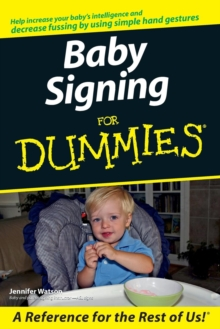 Baby Signing For Dummies, Paperback