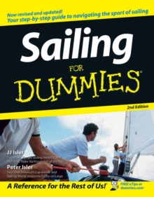 Sailing For Dummies, Paperback Book