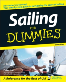 Sailing For Dummies, Paperback