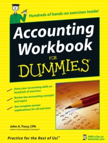 Accounting Workbook For Dummies, Paperback