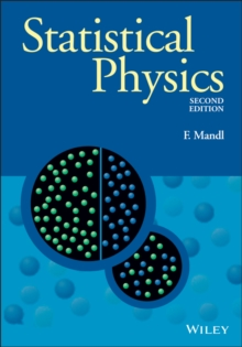 Statistical Physics, Paperback