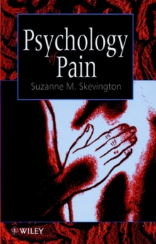 Psychology of Pain, Paperback