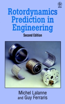 Rotordynamics Prediction in Engineering, Hardback Book