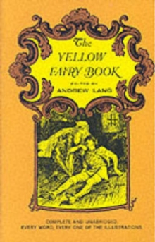 The Yellow Fairy Book, Paperback