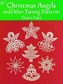 Christmas Angels and other Tatting Patterns, Paperback Book