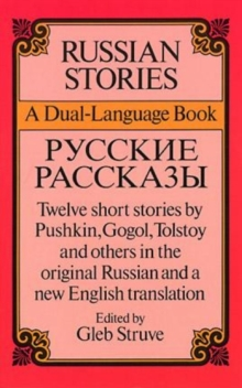 Russian Stories : A Dual-Language Book, Paperback