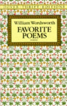 Favorite Poems, Paperback