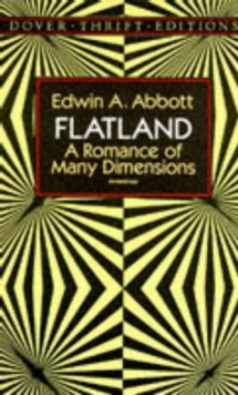 Flatland : A Romance of Many Dimensions, Paperback Book