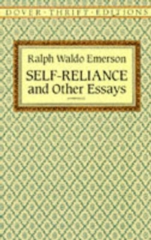 Self Reliance, Paperback