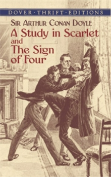 A Study in Scarlet: And the Sign of Four, Paperback