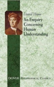 An Enquiry Concerning Human Understanding, Paperback