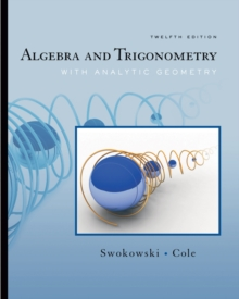 Algebra and Trigonometry with Analytic Geometry, Mixed media product