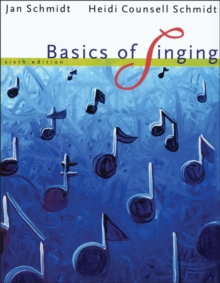 Basics of Singing, Paperback